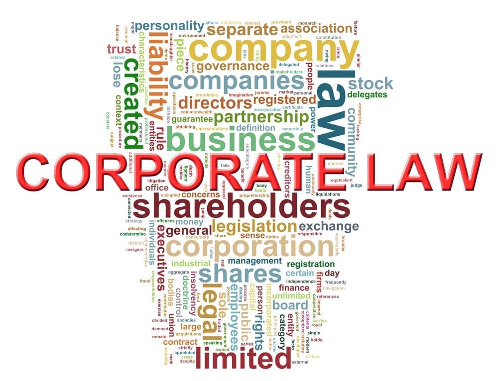 Corporate Amendments - Anderson Advisors