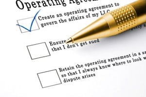 Operating Agreements Anderson Advisors Asset Protection Tax